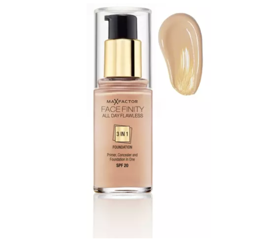 Max Factor Face Finity All Day Flawless